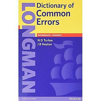 Longman Dictionary of vanliga fel