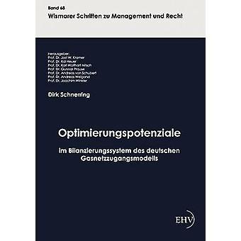 Optimierungspotenziale im Bilanzierungssystem des deutschen Gasnetzzugangsmodells door Schnerring & Dirk