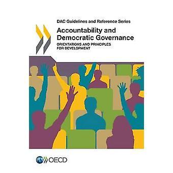 DAC diretrizes referência série Accountability e governança democrática orientações e princípios para o desenvolvimento pela OCDE