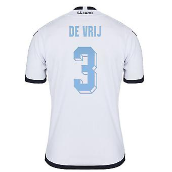 2015-2016 Lazio Authentic derde Shirt (de Vrij 3) - Kids