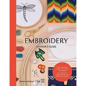 Broderi-en Maker ' s guide-9780500293270 bok