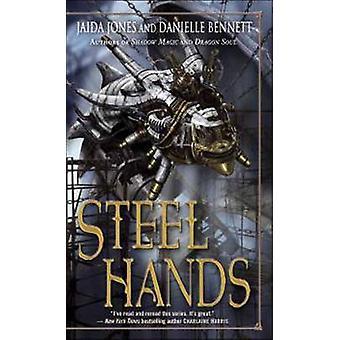 Steel Hands by Jaida Jones - Danielle Bennett - 9780553593051 Book