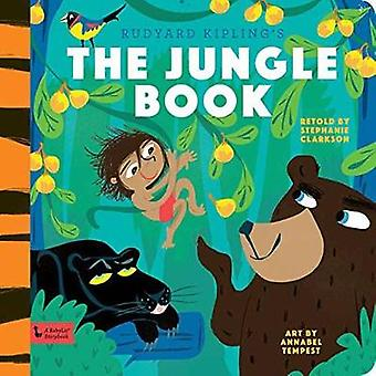 The Jungle Book - A BabyLit Storybook by Stephanie Clarkson - 97814236