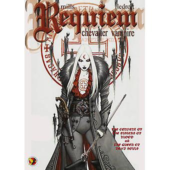 Requiem Vampire Knight - v. 4 - Convent of the Blood Sisters & The Quee