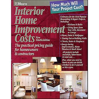 Interior Home Improvement Costs - The Practical Pricing Guide for Home