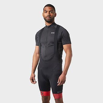 Nieuwe Gore mannen ' s C5 optiline Bib Shorts + rood