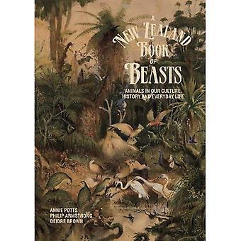 En Nya Zeeland bok av djur: djur i vår kultur, historia och vardagsliv