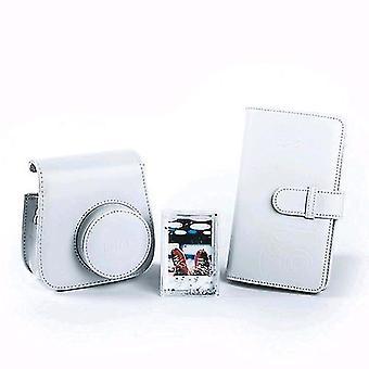 Fujifilm instax mini paquete 9 blanco ahumado