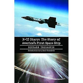 Diario di X-15: La storia della nave spaziale prima di America