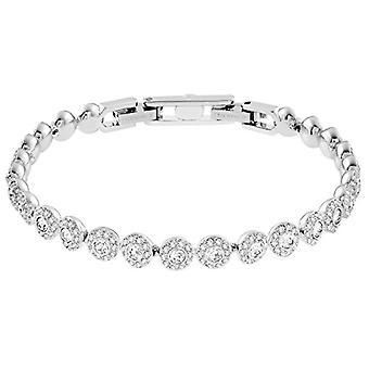 Swarovski Angelic bracelet - white - rhodio plating