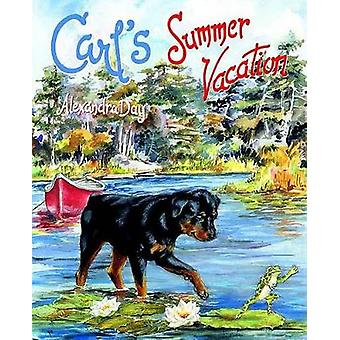 Carl's Summer Vacation by Alexandra Day - Alexandra Day - 97803743108