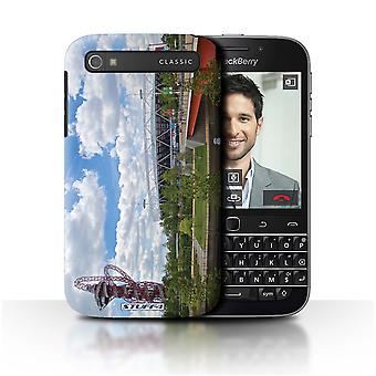 STUFF4 Case/Cover for Blackberry Classic/Q20/Olympic Park/Orbit/London Sites