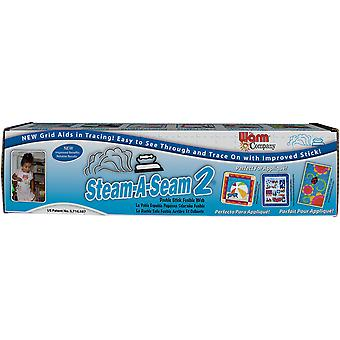 Steam-A-Seam 2 Double Stick Fusible Web-18