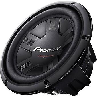 Car subwoofer enclosure 1200 W Pioneer TS-W261S4 4 Ω