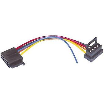 ISO car radio cable AIV Compatible with (car make): Mercedes Benz