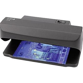 Counterfeit money detector Olympia with built-in light tube