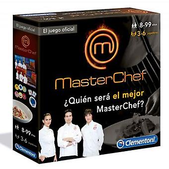 Clementoni Master Chef Official Game (Spielzeuge , Brettspiele , Magie)