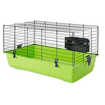 Savic Rabbit Cage 80X50X43 Environment (Small animals , Guinea Pigs , Cages and Parks)