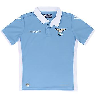 2016-2017 Lazio Authentic Home Football Shirt (Kids)