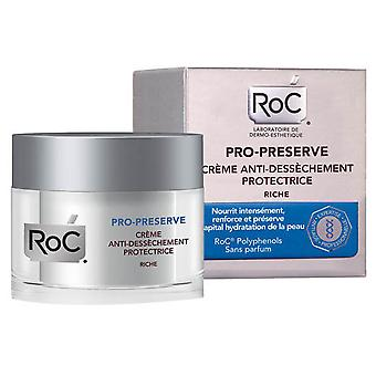 Roc Pro Preserver Antisequedad Cream 50 Ml