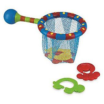 Nûby Net Fishery With Toys (Toys , Preschool , Babies , Bathing Toys)