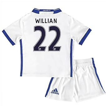 2-16-17 Chelsea Third Mini Kit (Willian 22)