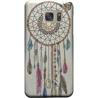 Housse pour Galaxy papillon S6 dreamcatcher Edge