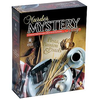 Murder Mystery Party Game-Pasta, Passion & Pistols 33201