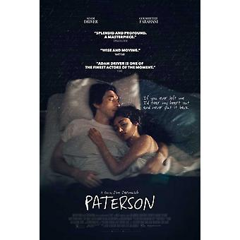 Paterson Movie Poster (27 x 40)