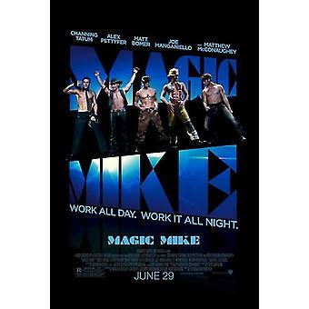 Magic Mike Movie Poster Print (27 x 40)