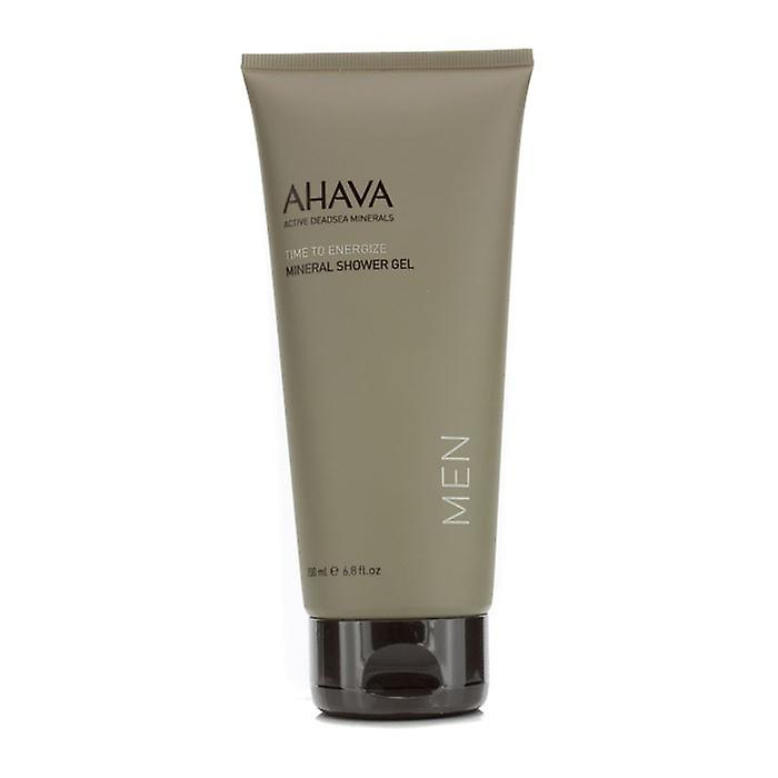 Ahava Time To Energize Mineral Shower Gel 200ml/6.8oz
