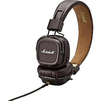 Headphones Marshall Major II On-ear Foldable, Headset