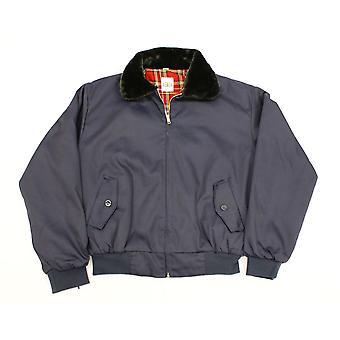 Classic 1970 stil Harrington Fur Collar jakke
