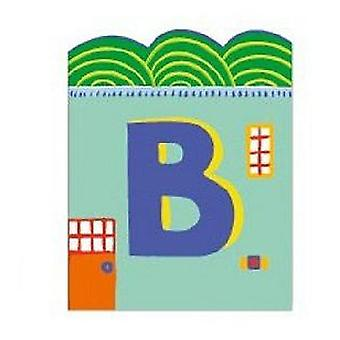Djeco Cottage letter - B