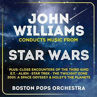 John Williams Conducts Music From Star Wars by John Williams