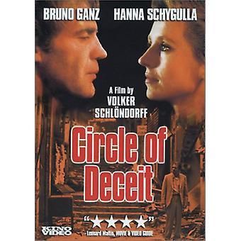 Circle of Deceit [DVD] USA import