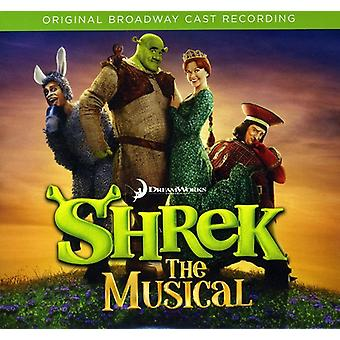 Cast-Album - Shrek: The Musical [CD] USA import