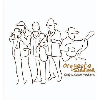 Orquesta Sublime - opprinnelige cubanske Masters-Orquesta Sublime [DVD] USA import