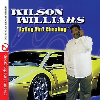 Willie Williams - eten Ain't vreemdgaan [CD] USA import