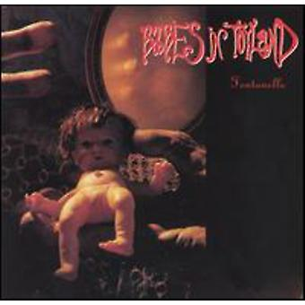 Babes in Toyland - Fontanelle [CD] USA import