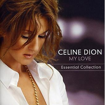 Celine Dion - My Love-Essential Collection [CD] USA import