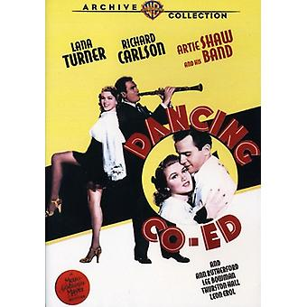 Dancing Co-Ed [DVD] USA import