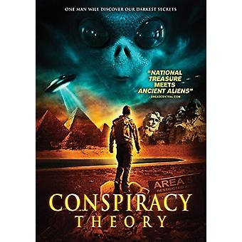 Konspirationsteori [DVD] USA importerer