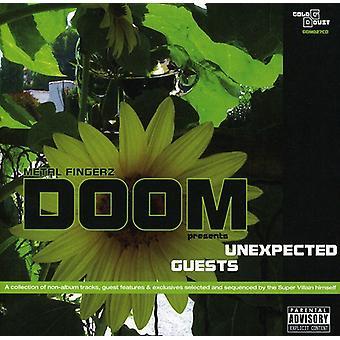 Doom - uventet gæst [CD] USA importerer