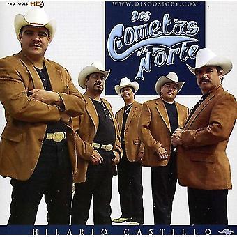 Los Cometas Del Norte - Hilario Castillo [CD] USA import