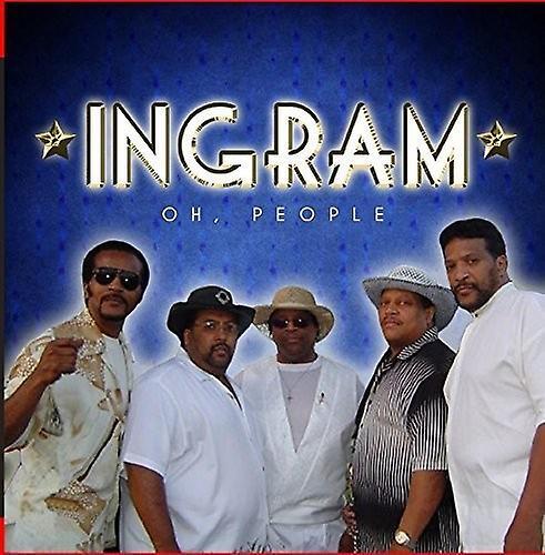 Ingram - Oh People [CD] USA import