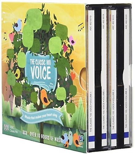 Classique 100  Voix - 100 Classic  voix d'importation USA [CD]