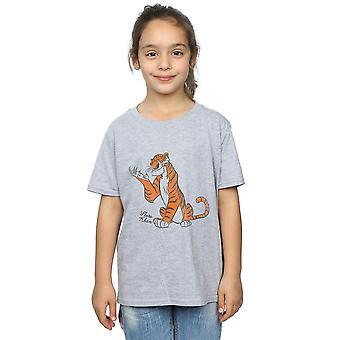 ディズニー女の子ジャングルを備えた古典的なシーラ ・ カーン t シャツ