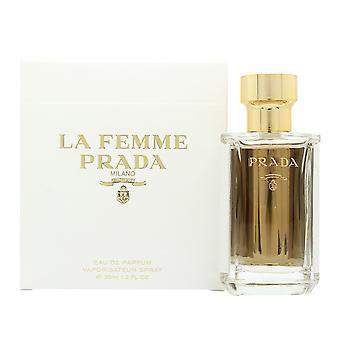 Prada La Femme Eau de Parfum 35ml EDP Spray
