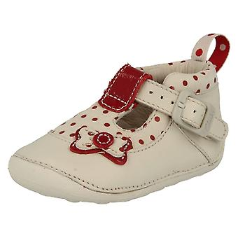 Girls Clarks First Cruiser Shoes Ida Delilah